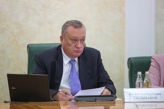 Тюльпанов предложил наделить регионы правом вето в вопросах передачи религиозного имущества церкви