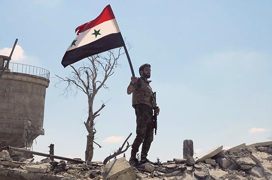 Конституция для Сирии — лишь элемент мирного процесса