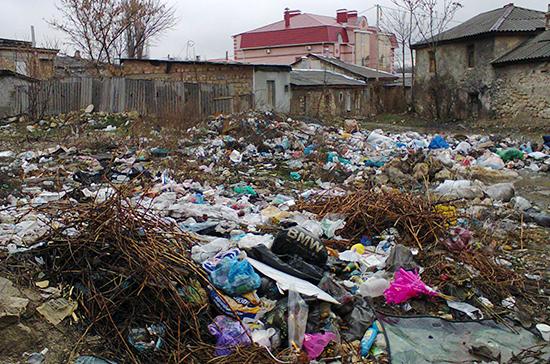 ОНФ подготовил проект против незаконных свалок