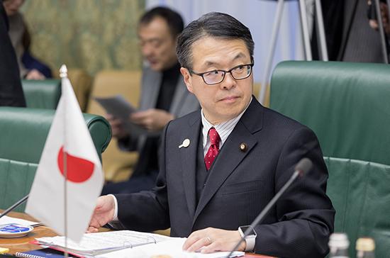 Парламентарии выступят в качестве кураторов региональных проектов России и Японии