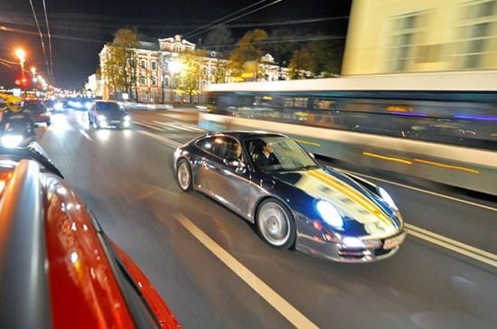 Игра в «шашки» на дороге обойдётся в пять тысяч рублей