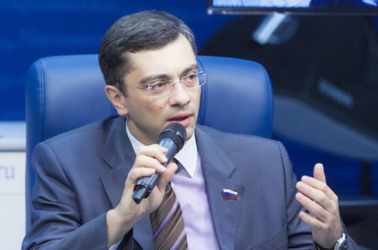 Гутенёв: законопроект о безопасности информационной инфраструктуры сведёт на нет кибератаки на Россию