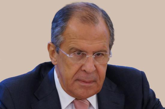 Лавров назвал разговор Путина и Трампа «хорошим в политическом смысле»