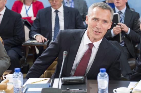 НАТО усилит присутствие в Чёрном море — Столтенберг
