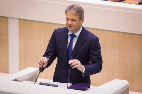Ткачев пояснил, почему Российская Федерация продержит продэмбарго до 2019