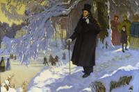 В Совфеде открылась выставка картин по мотивам творчества Пушкина и Карамзина