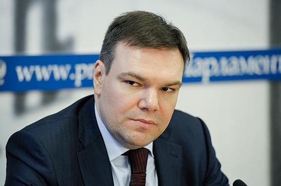 Левин: поддержка отечественной отрасли высоких технологий является приоритетом в работе Госдумы