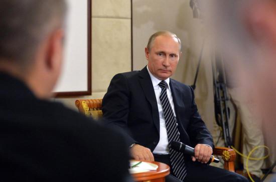 Путин назначил на пятилетний срок нового прокурора Крыма