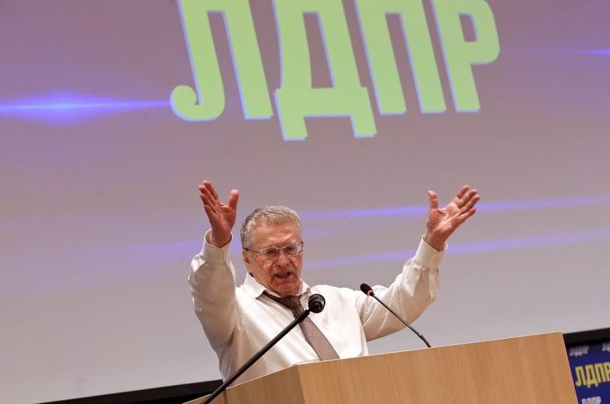 Жириновский будет участвовать в выборах президента