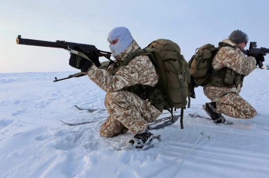 Путин одобрил госзащиту военных, боровшихся стерроризмом