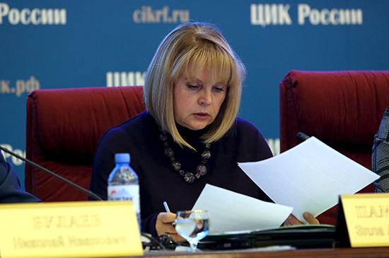 Памфилова надеется, что ЛДПР представит своих наблюдателей на всех избирательных участках