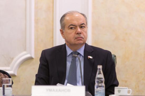 В Совфеде не исключили скорой встречи российских и американских сенаторов