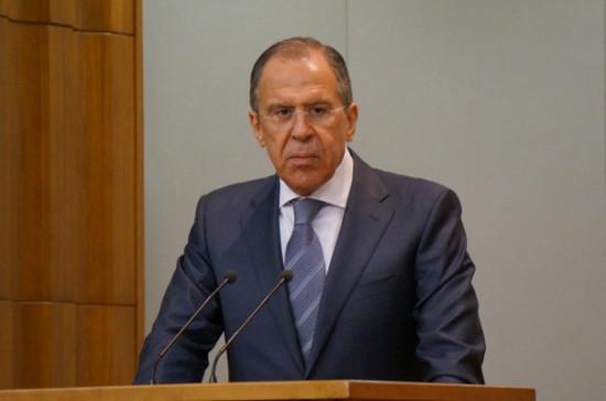 Россия открыта для взаимовыгодного сотрудничества с соседями в Арктике — Лавров
