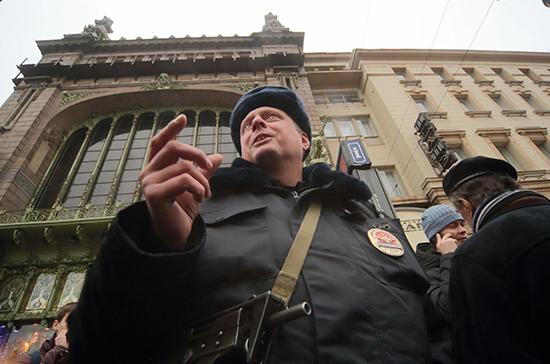 Петербург забыл о статусе криминальной столицы