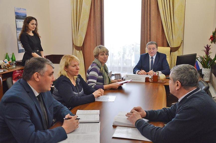Воронеж станет лидером в решении проблем доступной среды — сенатор Лукин