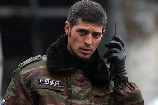 В Донецке простятся с Гиви