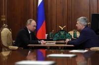 Путин назначил руководителя ФССП врио главы Карелии