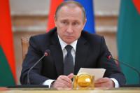 Путин прокомментировал смену губернаторского корпуса
