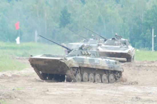 Российская Федерация поставит танки Т-90МС наБлижний Восток
