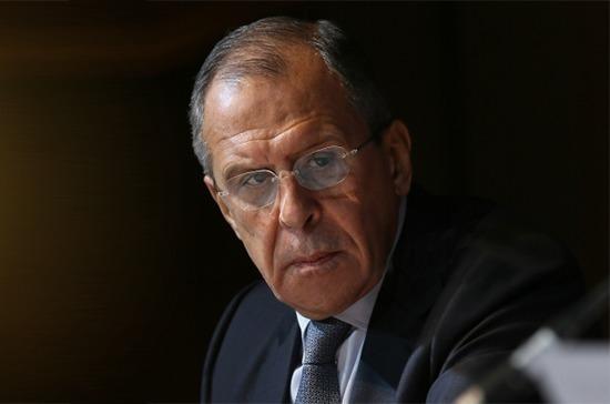Лавров назвал голословными обвинения впопытке перелома вЧерногории