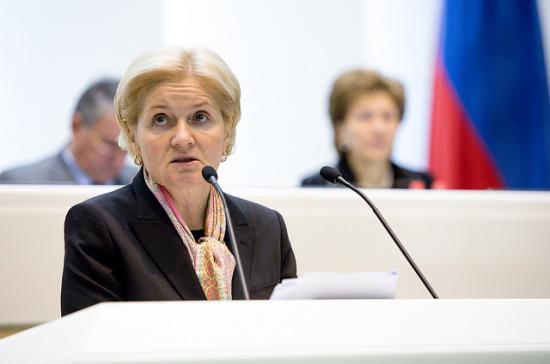 Голодец: около 5 млн россиян получают зарплату на уровне МРОТ
