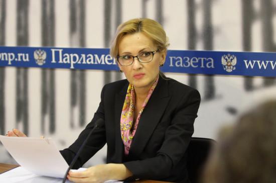 Депутаты Яровая и Морозов разработали законопроект о защите медработников