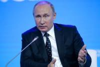 Путин поручил проверить исполнение закона о наказании за браконьерство