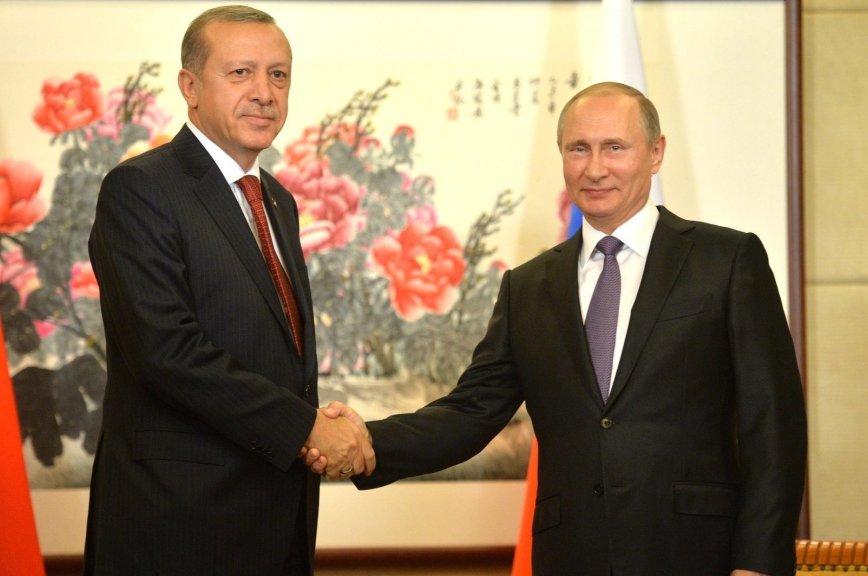 Путин иЭрдоган обсудят восстановление российско-турецких связей