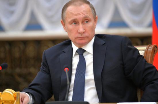 Встреча В. Путина  и руководителя  МИД Великобритании  Джонсона непланируется