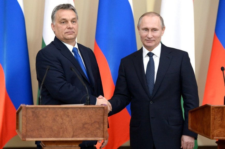 Путин иОрбан обсудили решение Еврокомиссии поАЭС «Пакш»