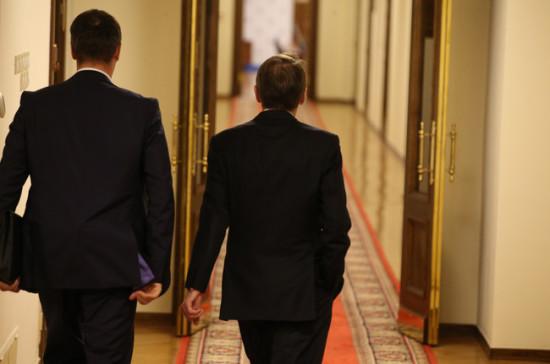 Парламентарии получат 30 дней надоработку законопроектов