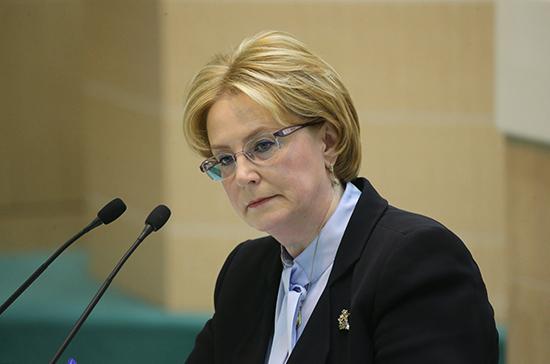 Младенческая смертность вРФ вследующем году снизилась на8% - Скворцова