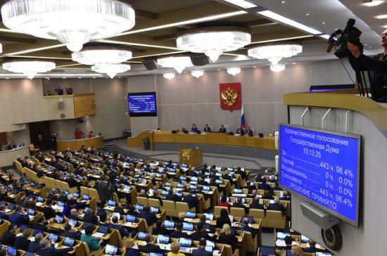 Государственная дума рассмотрит законодательный проект озапрете насоздание юрлиц нежелательными зарубежными организациями