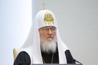 Патриарх Кирилл высказался за появление единых учебников по русскому языку и истории