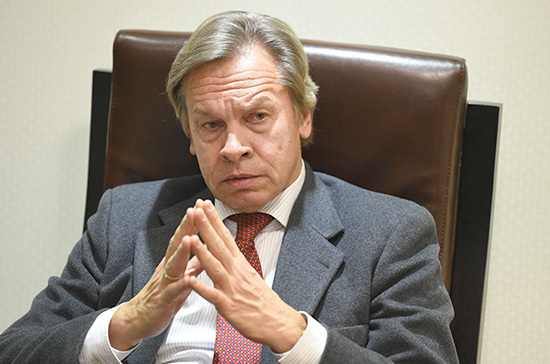 Пушков хочет установить, кто нагнетает страх перед Россией вФинляндии