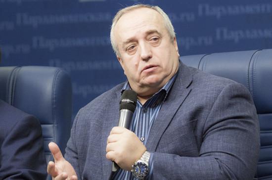 Клинцевич: вопрос о принадлежности Курил не обсуждается
