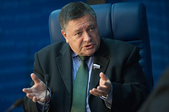 Сергей Калашников: реформы — да, потрясения — нет