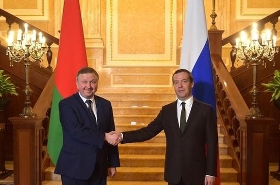 Медведев высоко оценил работу геологов иперспективы области вРФ