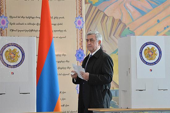 Парламентские выборы в Армении: на пороге реформ