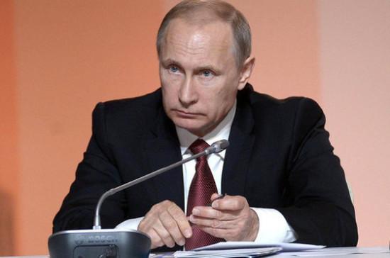 Путин проводит в управлении ФСБ по Петербургу совещание по взрыву в метро — Песков