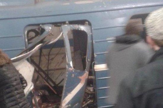 Каковы версии теракта в Санкт-Петербурге?
