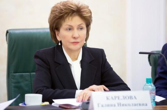 В Совете Федерации провели анализ развития социально ориентированных НКО