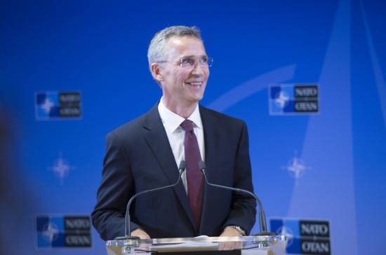Столтенберг заявил о прогрессе в отношениях НАТО и России