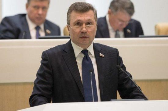 Сенатор Васильев: Совфед проконтролирует обеспечение безопасности на ЧМ-2018