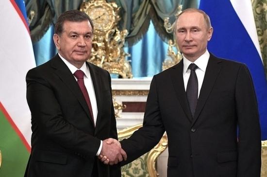 Узбекистан не будет облагать акцизами ряд российских товаров