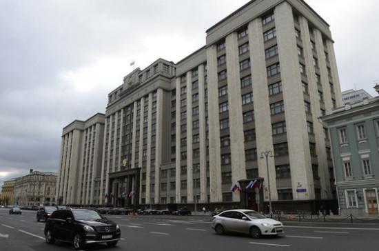 Госдума поддержала приравнивание встреч депутатов сизбирателями кмитингам