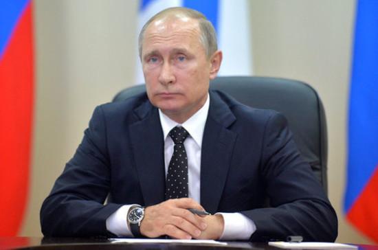 Путин поручил руководству заполгода оценить бюджетные проблемы регионов