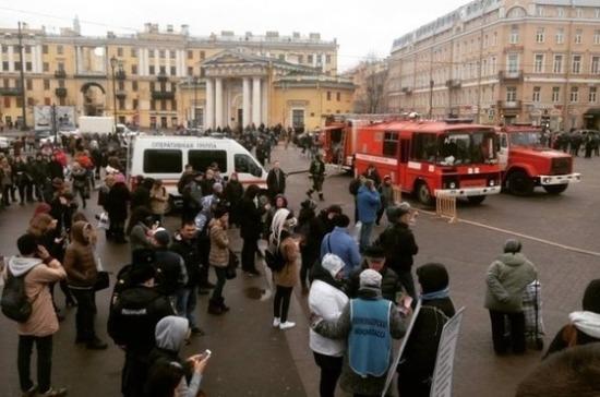 В Петербурге задержаны вербовщики террористов