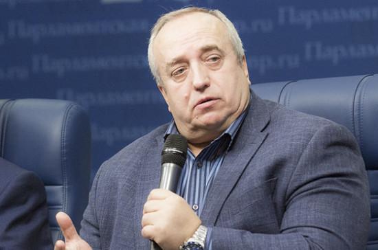 Клинцевич сравнил реплики постпреда США в ООН с древнеримской риторикой
