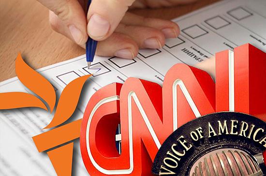 Государственная дума проверит CNN насоблюдение закона обосвещении выборов